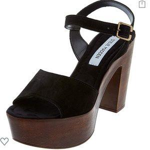 Steve Madden women's lulla platform heels